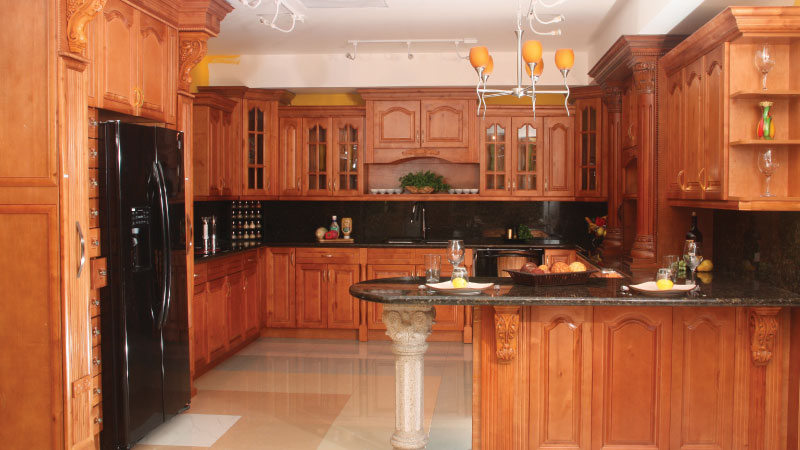 ... All Wood Frameless Cabinets, And No Particle Board Or Formica. Assuring  You That Your New Kitchen Will Withstand All The Entertainment It  Experiences.